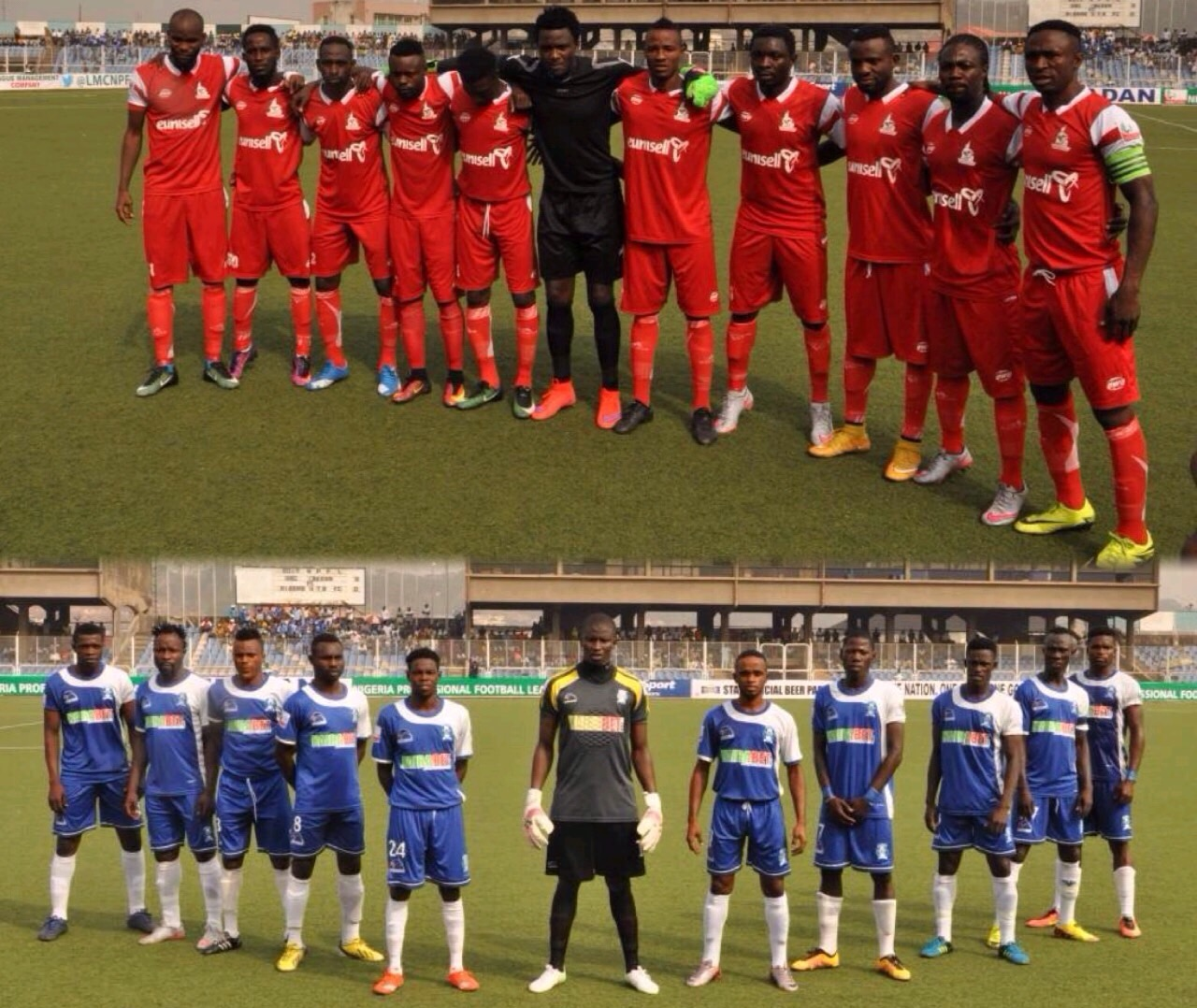 NPFL: Odumegwu Scores As Dominant Rivers United Pip 3SC