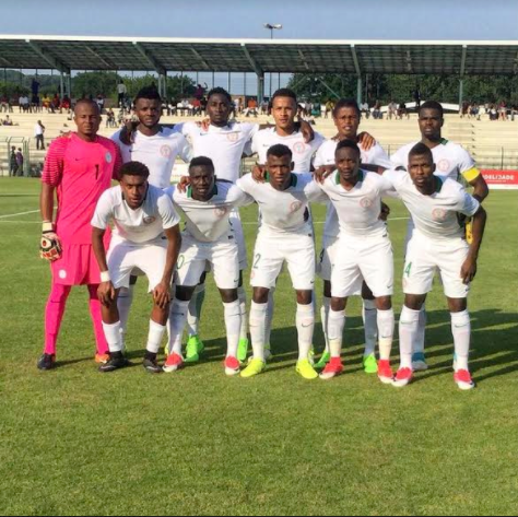 Ugbade: Super Eagles Can Bounce Back From Bafana Setback