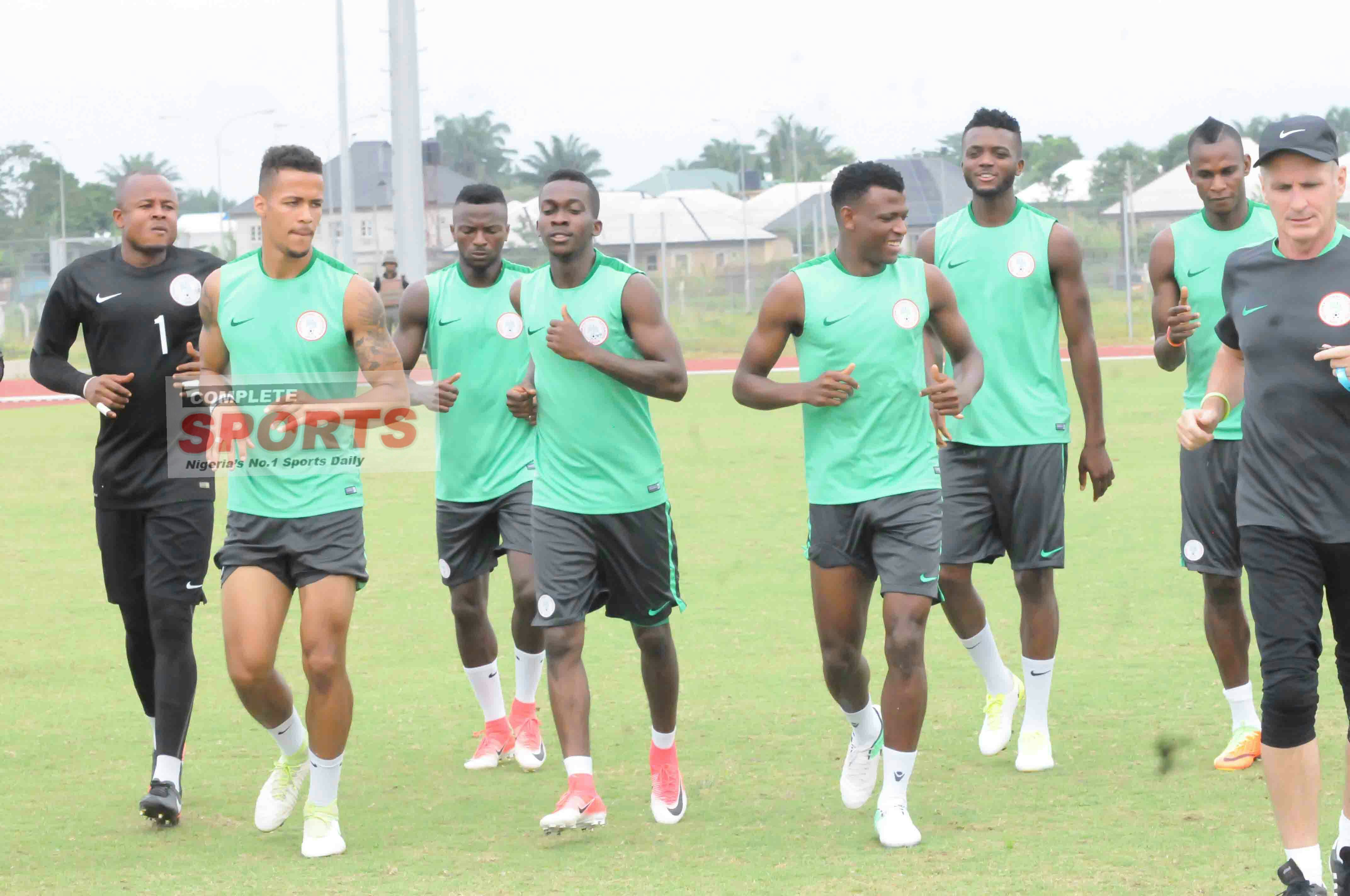 Stand-In Captain, Onazi: New Eagles Will Deliver Vs Bafana