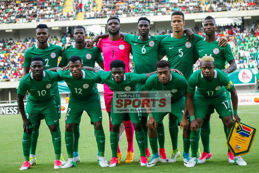 NFF: Uyo Remains Super Eagles' Home, Not Moving To Port Harcourt