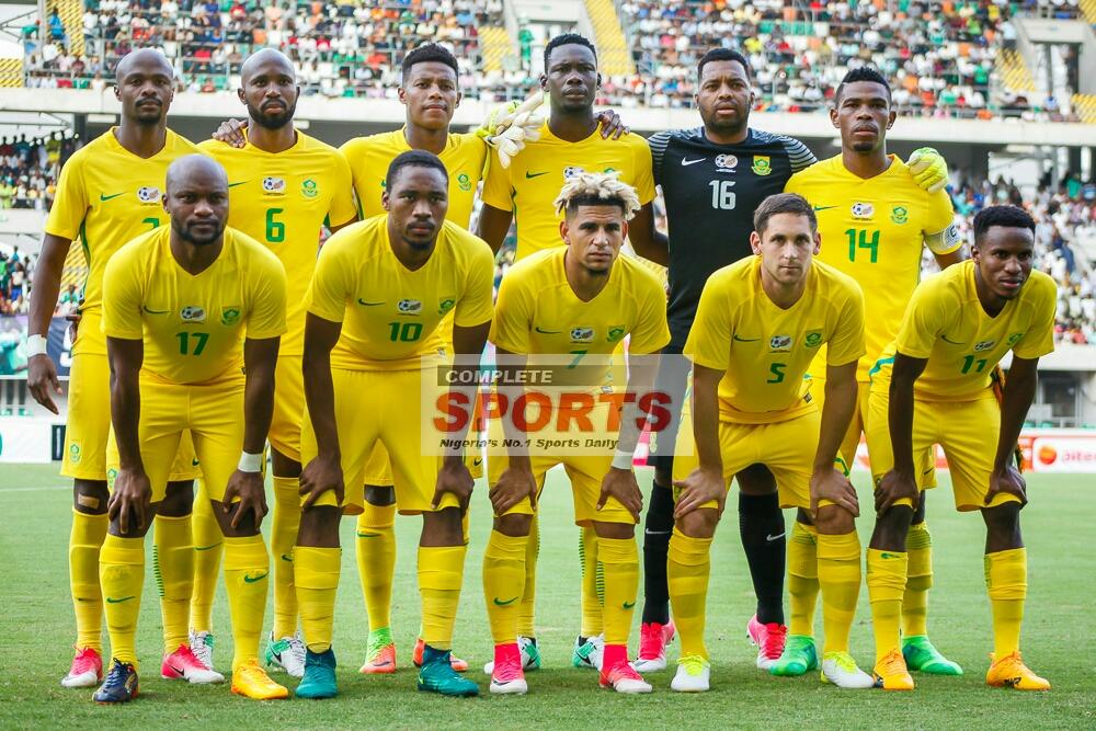 SAFA President,Jordaan: BafanaWinOver Nemesis,NIGERIA Won't Be Forgotten
