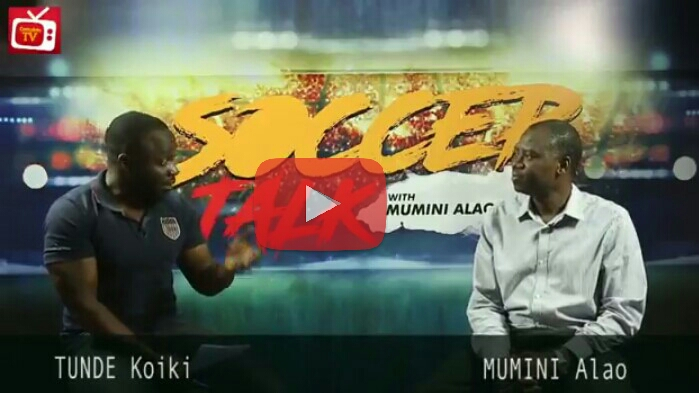 #SoccerTalk Video: Why I Petitioned FIFA On Video Technology — Mumini Alao