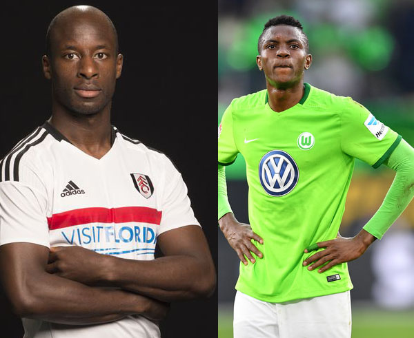 Aluko, Osimhen  Clash As Wolfsburg  Take On Fulham In Friendly