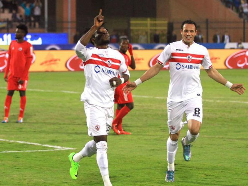 Yusuf, Ohwuachi In Zamalek Squad For CAFCL Clash