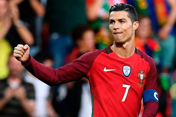 Ronaldo Misses Portugal's Confed Cup Third-place Match To Welcome Baby Boys