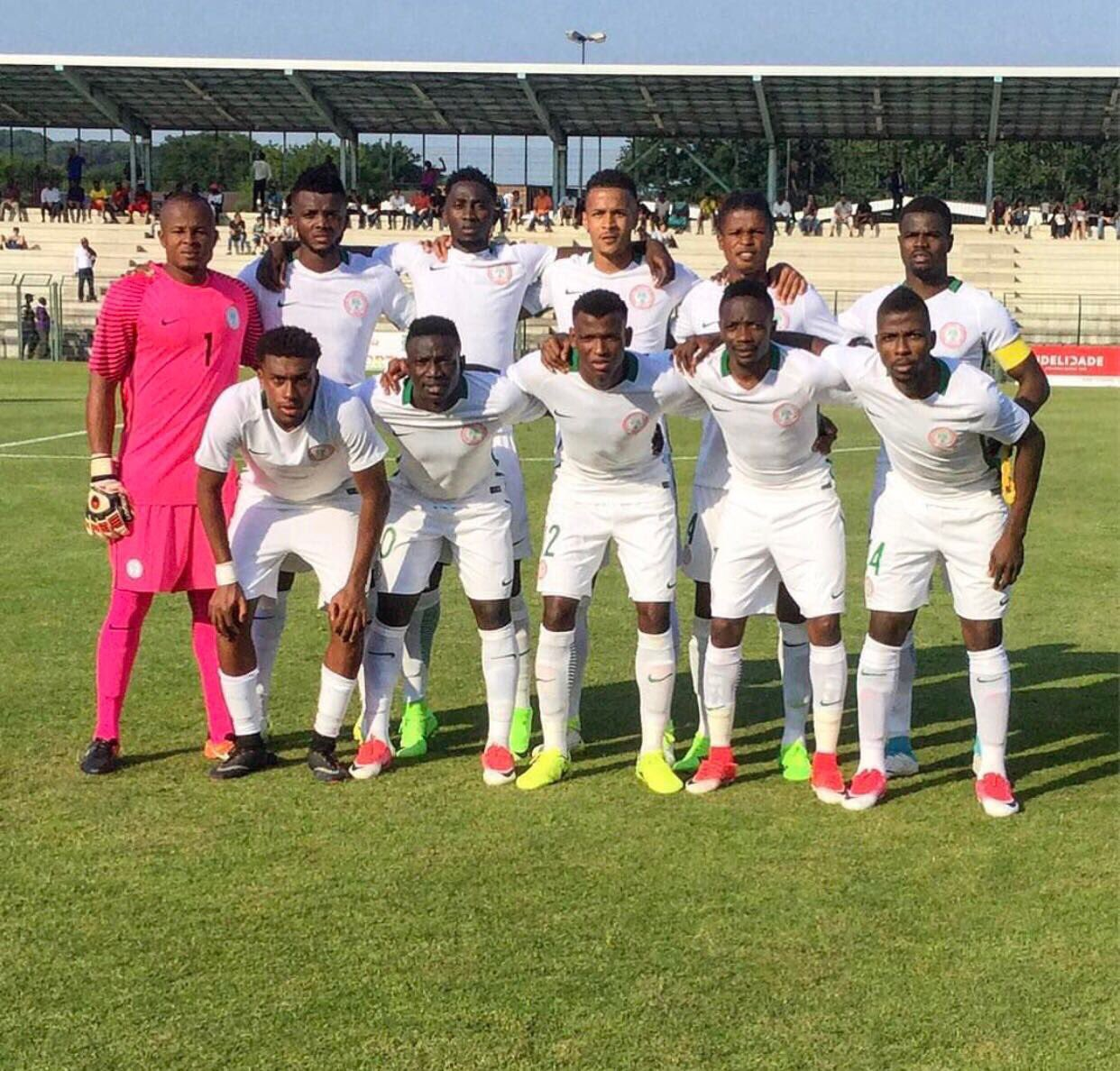Odegbami: 'Do or Die' In Uyo For Super Eagles!
