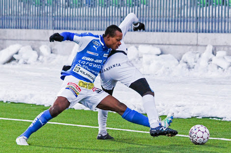 Nigerian Eze Scores Third League Goal As RoPS Win In Finland