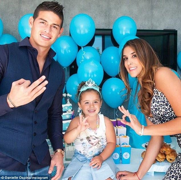 James Rodriguez, David Ospina's Sister Get Divorced!