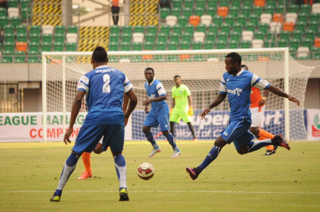 NPFL: Akwa United Miss Away Penalty In Rivers United Draw