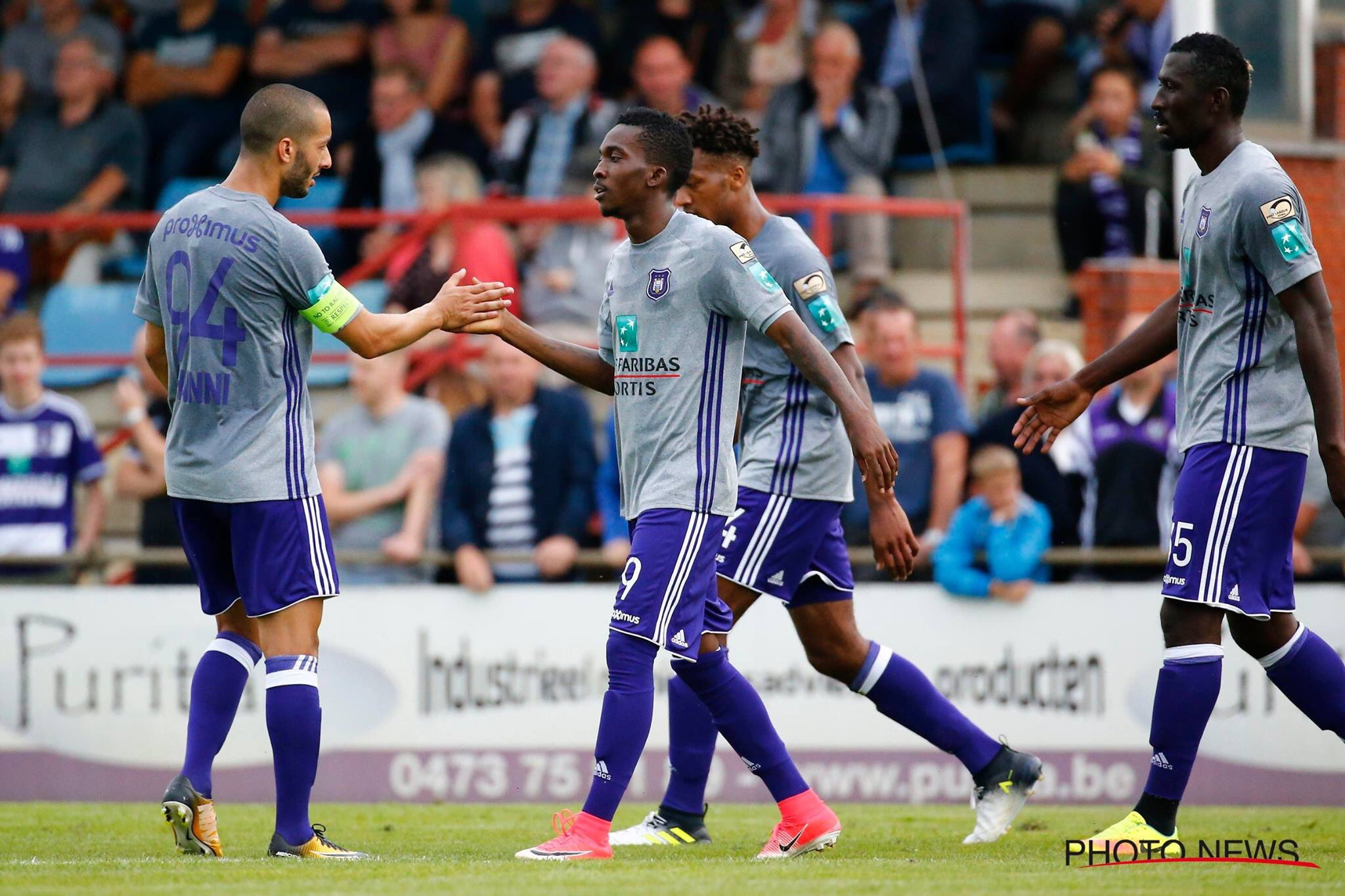 Anderlecht Coach: Onyekuru Almost Joined PSG, Had Medical