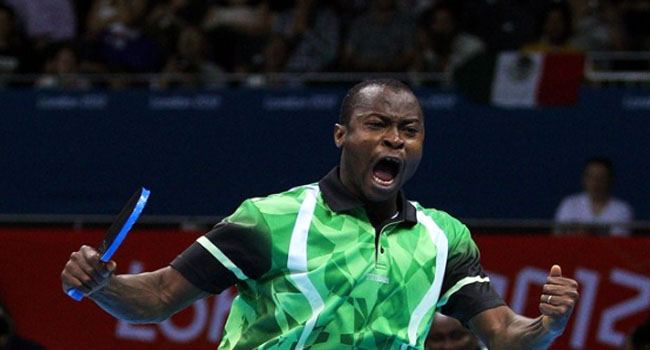 Quadri Rises In ITTF World Ranking But Drops To No.2 In Africa