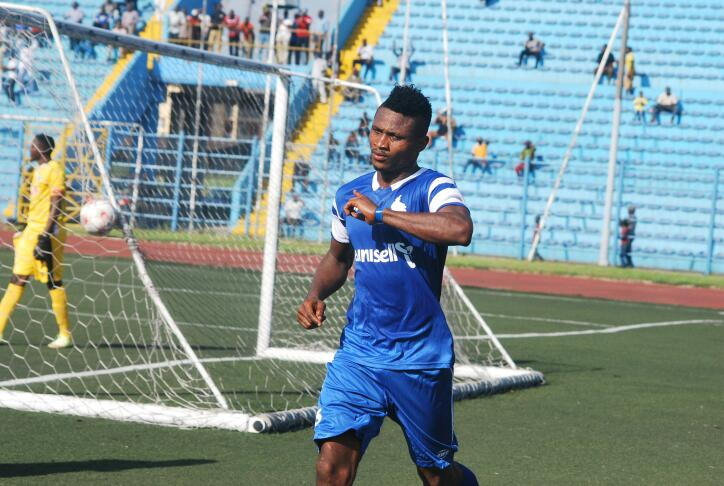 CHAN MOOD! ‎Rivers United Midfielder Atuloma States Why He Will Play Out Of His Skin At Eagles' Camp