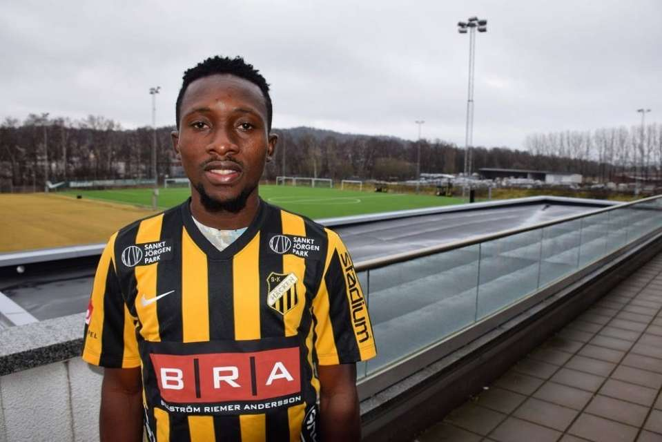 Egbuchulam Starts Again As BK Hacken Win