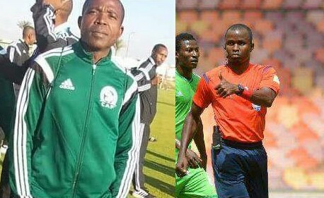 Image result for Four Nigerian referees to handle Al Ahly-Coton Sport match