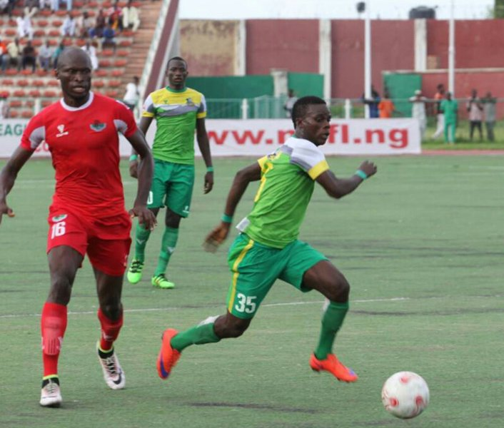 NPFL: MFM Close In On Plateau, Nasarawa Shock Sunshine; Enyimba, Rangers Fall
