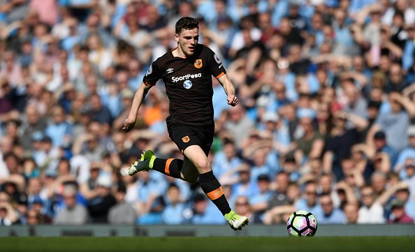 Liverpool In Talks With Hull For Robertson