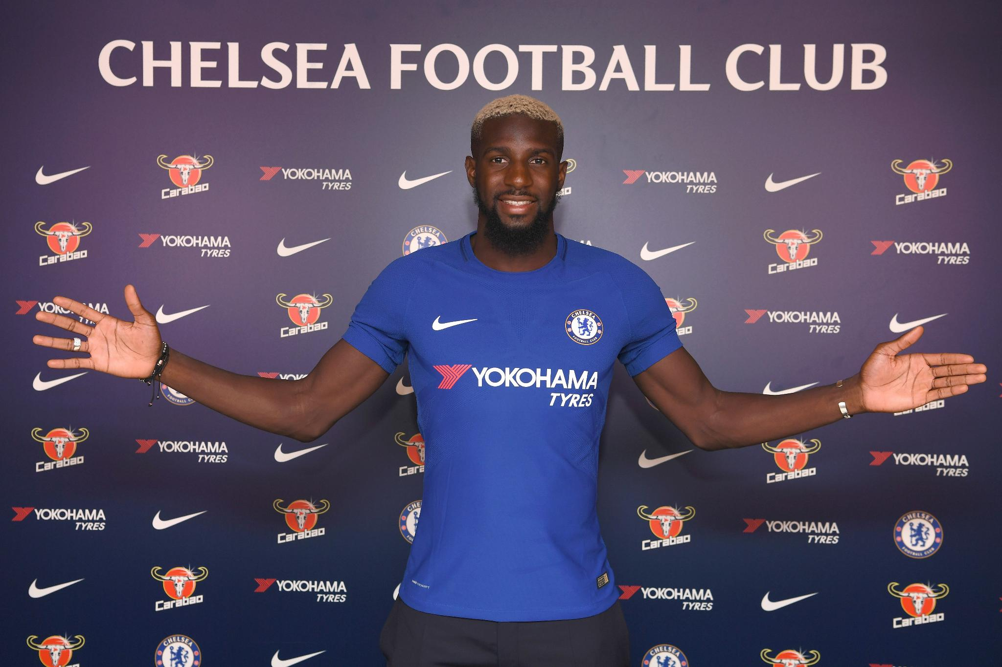 Bakayoko: I'll Form Beautiful Partnership With Kante At Chelsea ...