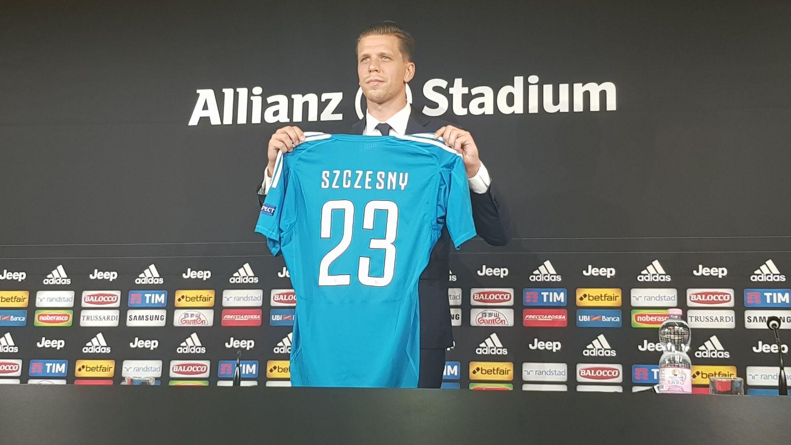 Juventus Seal €12m Szeczesny Deal From Arsenal