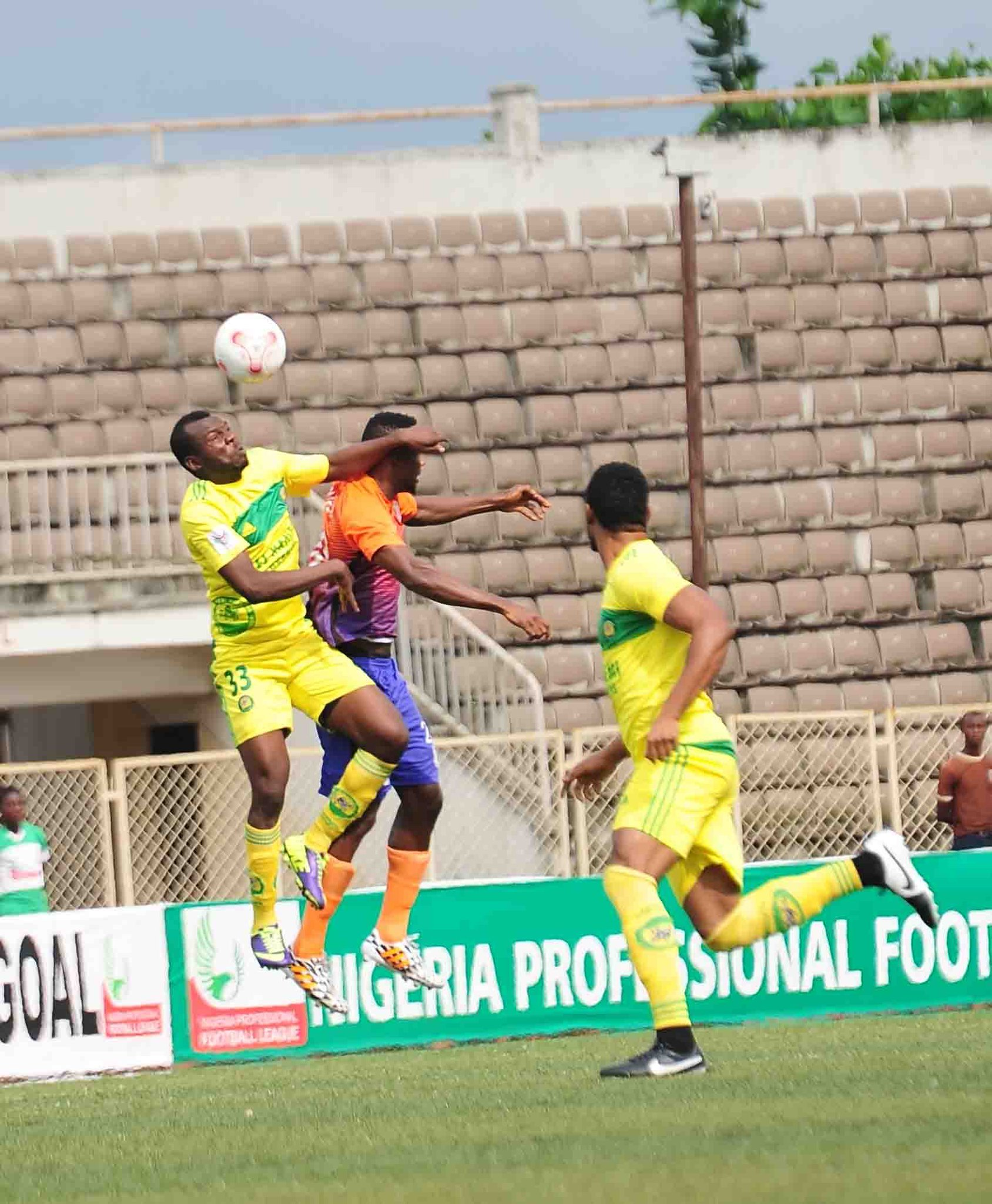 NPFL: 3SC Pip Enyimba As Sunshine Win; Rangers Fall, MFM Game Shifted
