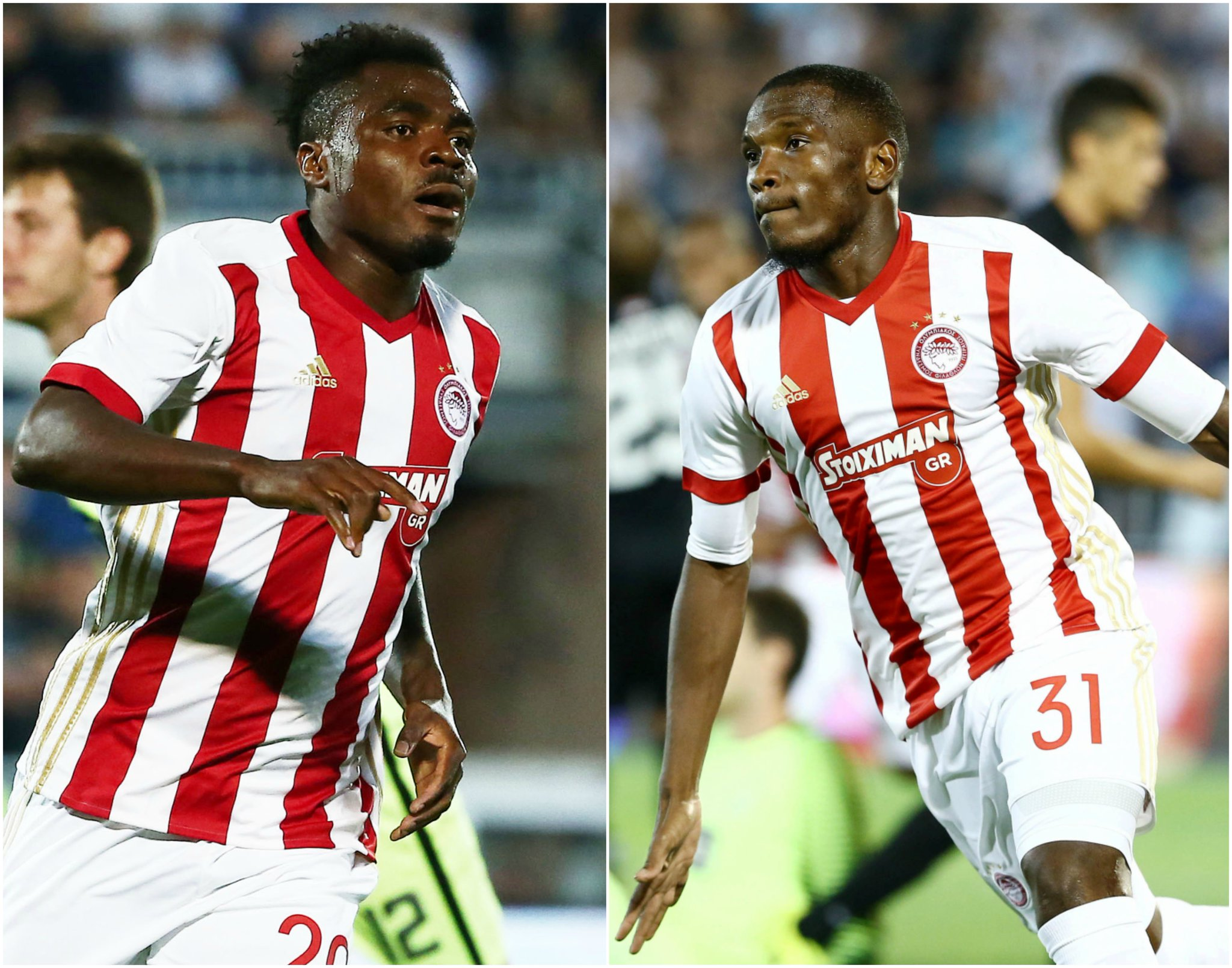 UCL Qualifiers Emenike Scores Samuel Benched As Olympiacos CSKA