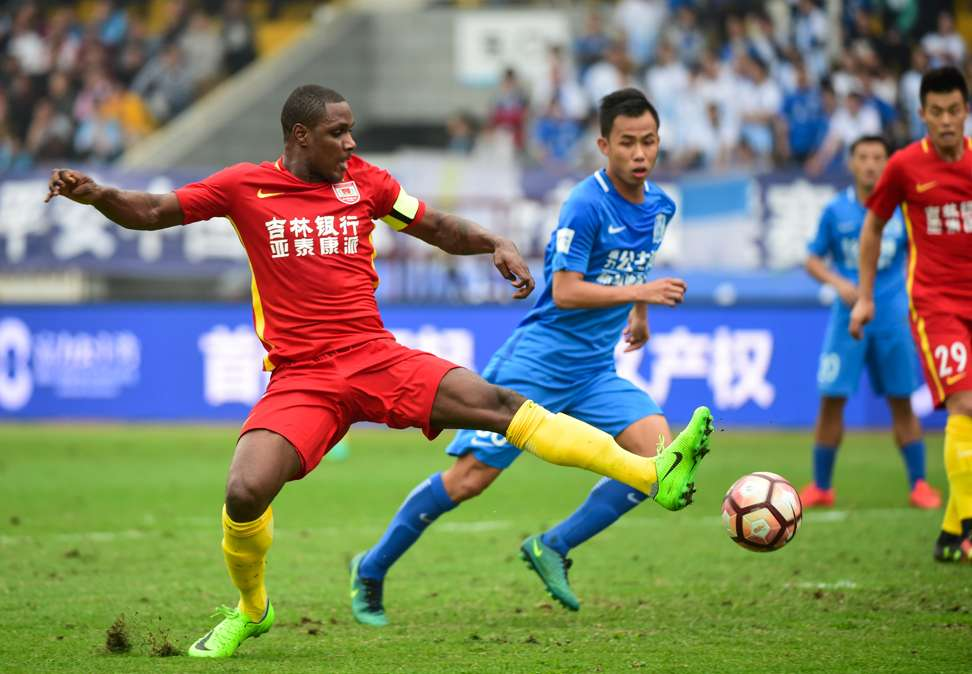 China: Ighalo's Hot Streak Continues With Brace In Changchun Win