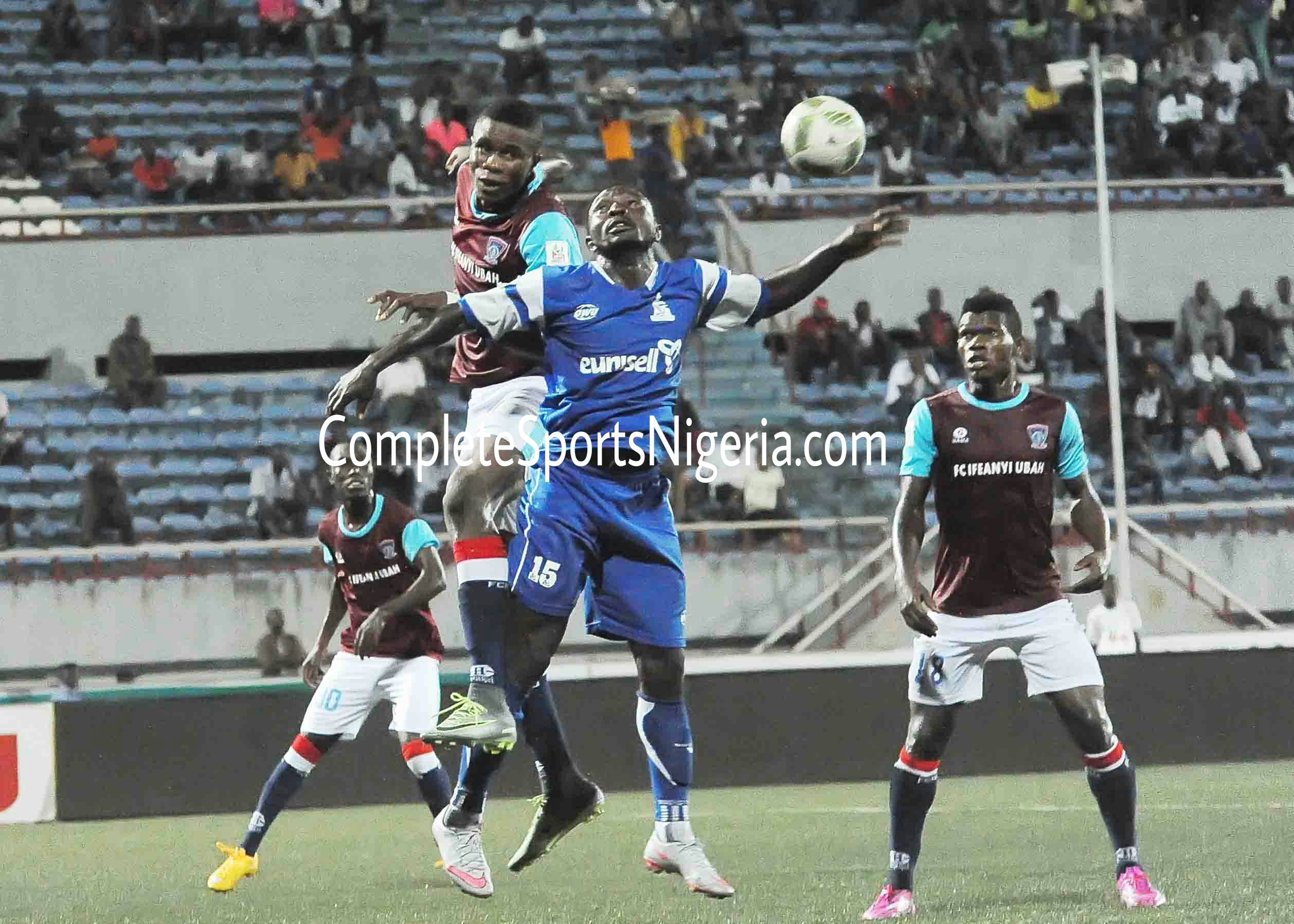 NPFL: Enyimba, Pillars In Heavyweight Clash As Rangers, Rivers Chase Survival