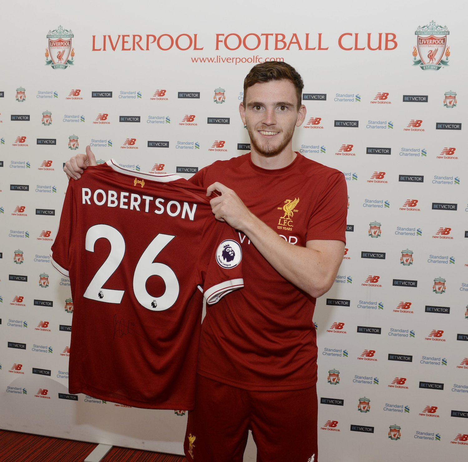 Liverpool Sign Robertson From Hull City