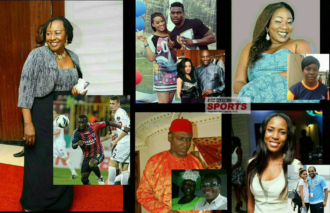 5 Nigerian Entertainment Celebrities Related To Former Or Active Footballers