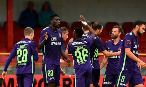 Onuachu Strikes As Midtjylland Win Europa Clash; Simon, Balotelli Score In Friendly