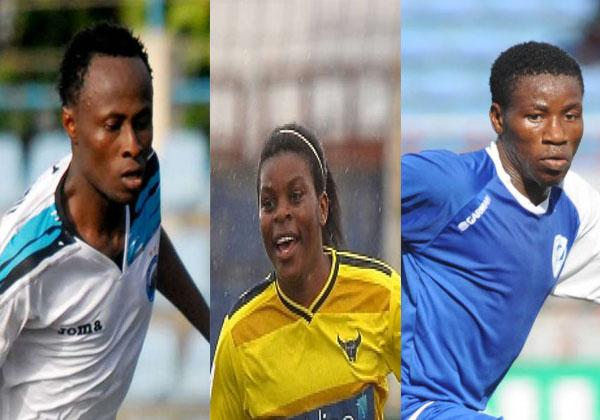 ACADEMIC FOOTBALLERS: 5 Active Nigerian Players Who Are Graduates Or Undergraduates