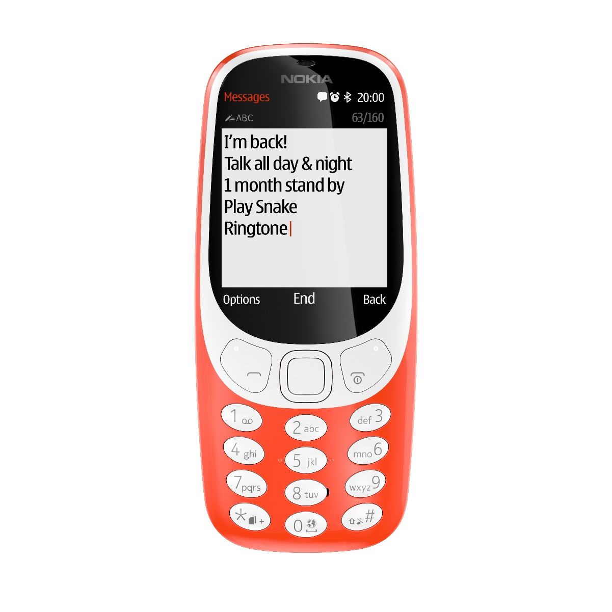 The Nokia 3310 Is Back And It Is Now Available In Nigeria!