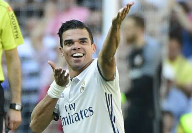 Besiktas Sign Pepe From Real Madrid