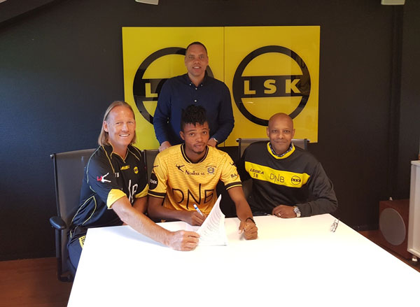 Lillestrom Sign Unknown Ezeh From Nigerian Academy