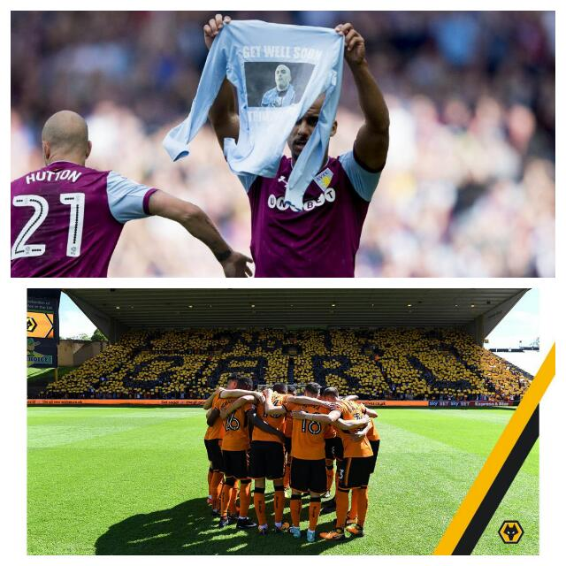 Wolves, Agbonlahor Pay Emotional Tribute To Ikeme