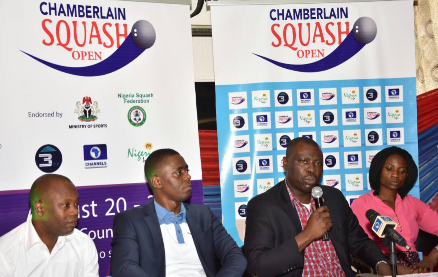 $12k Up As Prize Money At Maiden Chamberlain Squash Open