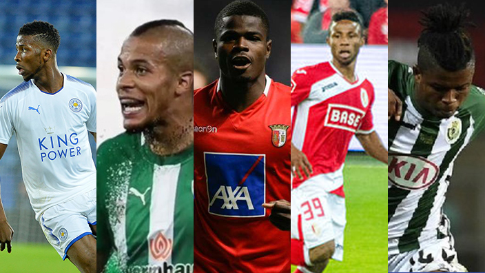5 Super Eagles Players Making Their Debuts For New European Clubs