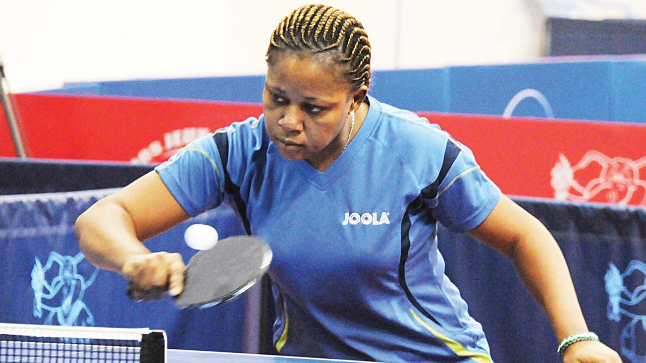 Ittf nigeria open akpan eager to stop foreign stars from - International table tennis federation ittf ...
