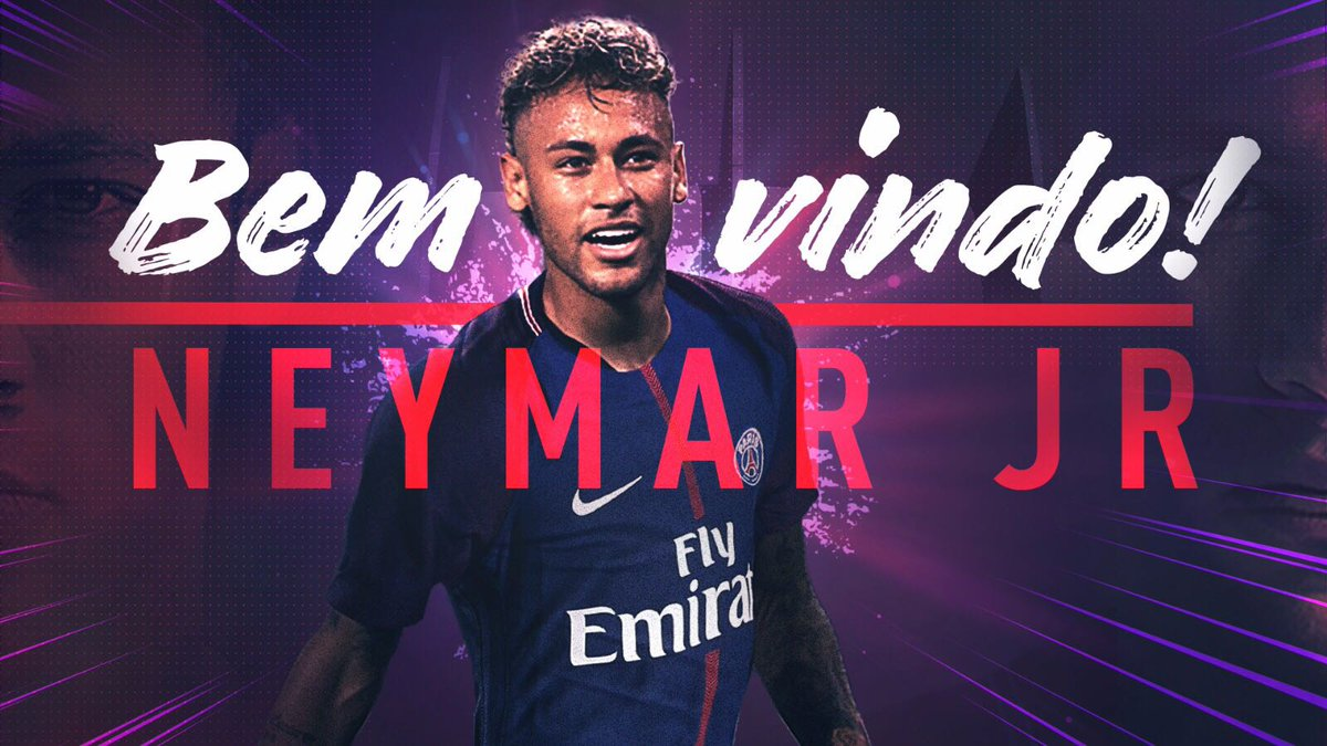 Neymar Delighted As PSG Confirm €222m Switch From Barca