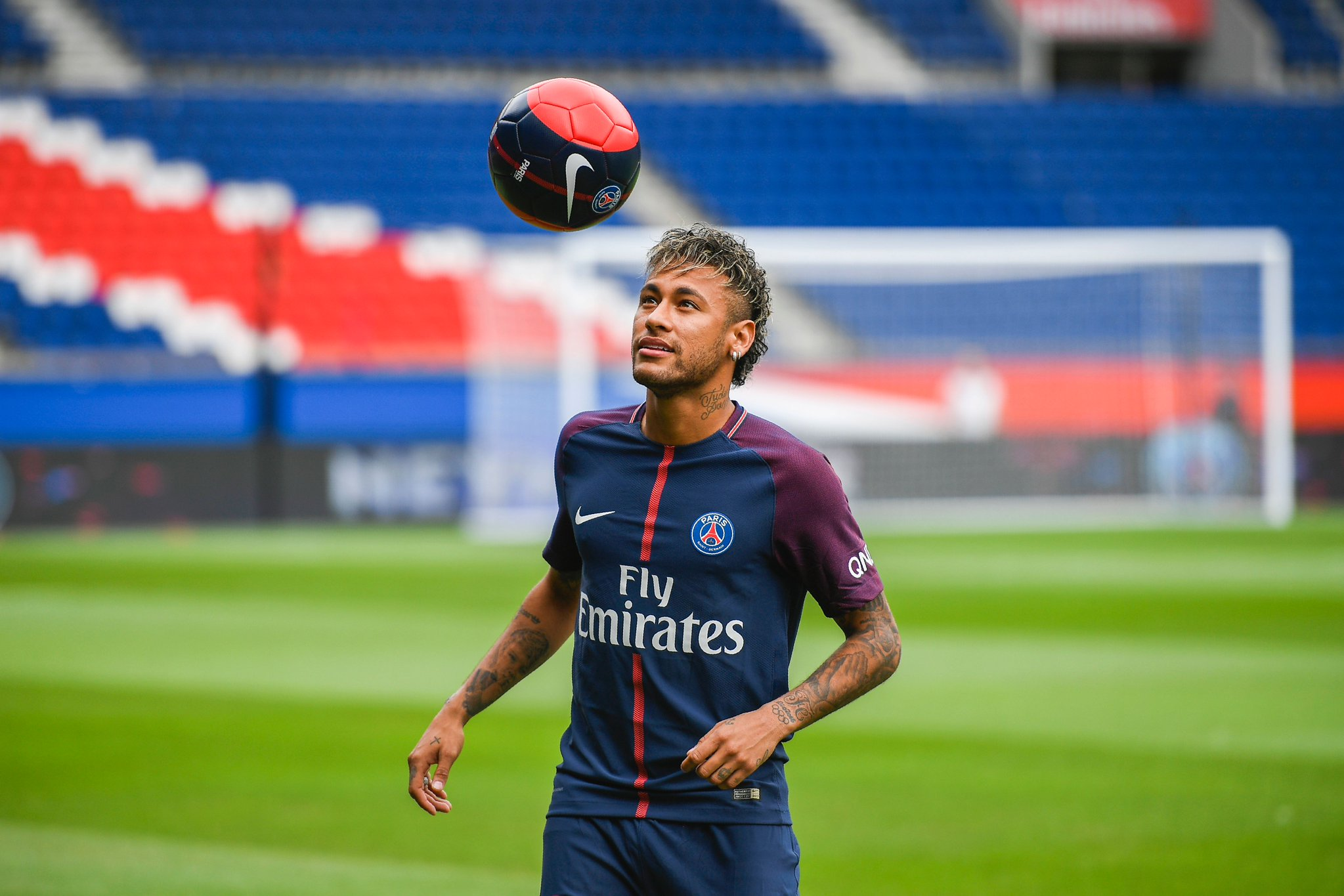 Neymar: I Didn't Join PSG For Money, Messi Is My Role Model