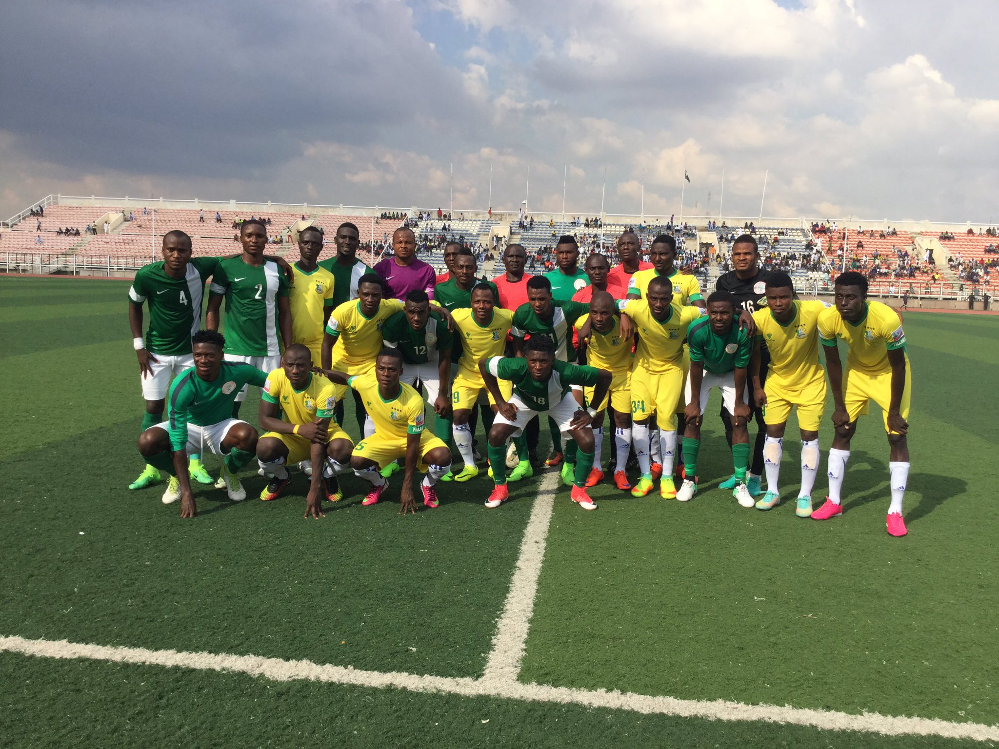 CHAN: Amoo Warns Home Eagles Not To Underrate Benin