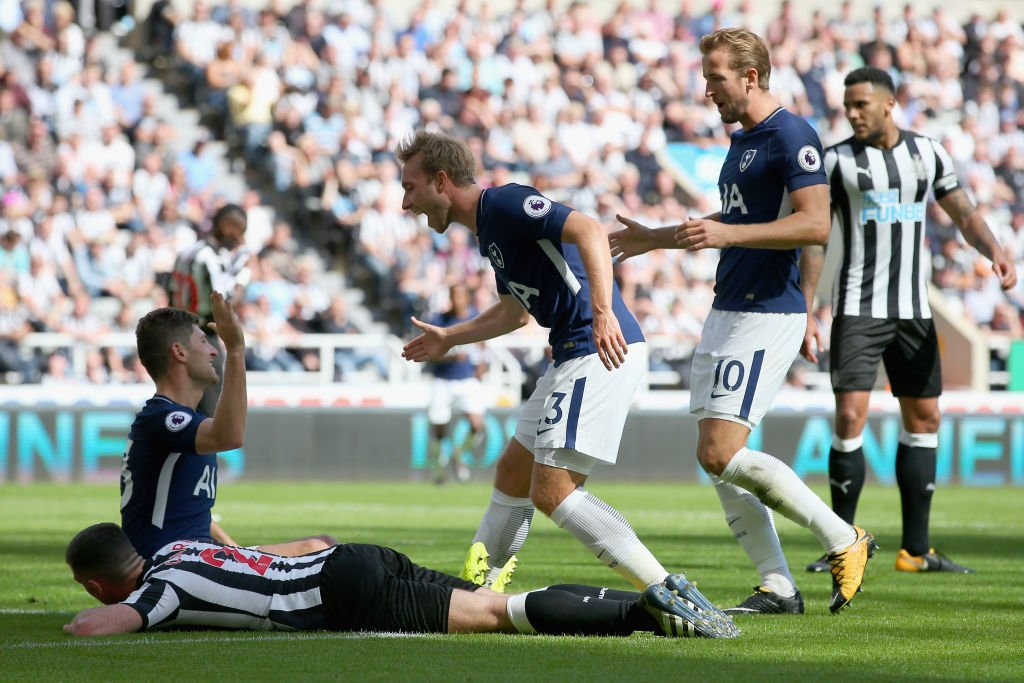 Kane's August Drought Continues As Spurs Outscore Newcastle
