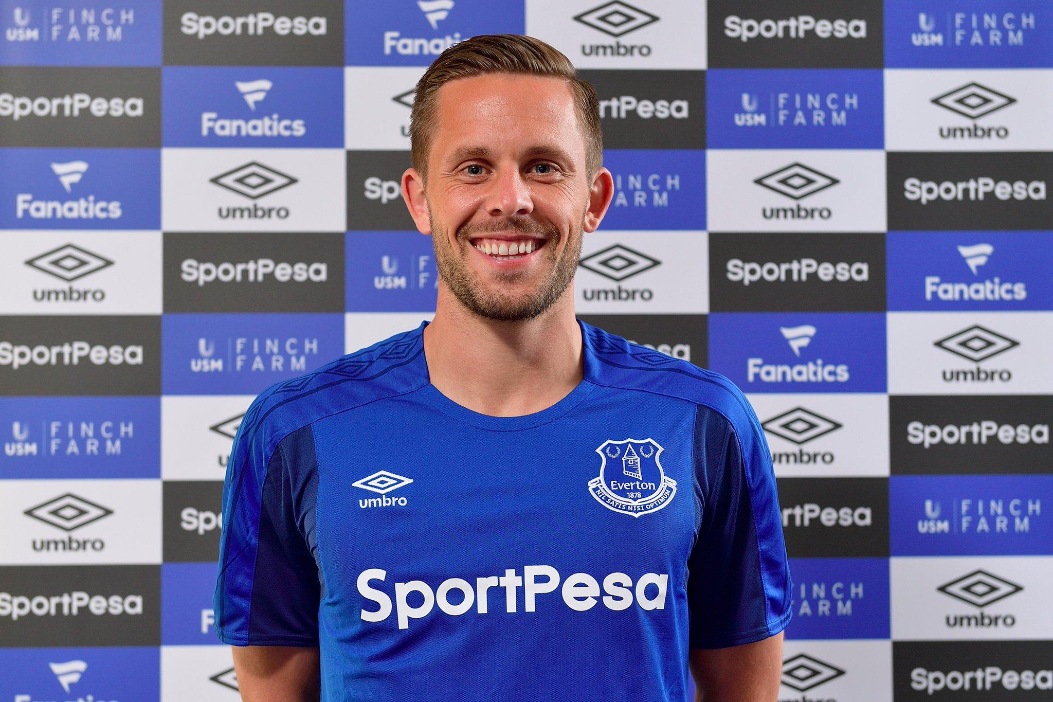 Sigurdsson Promises Goals, Assists After £45m Everton Move