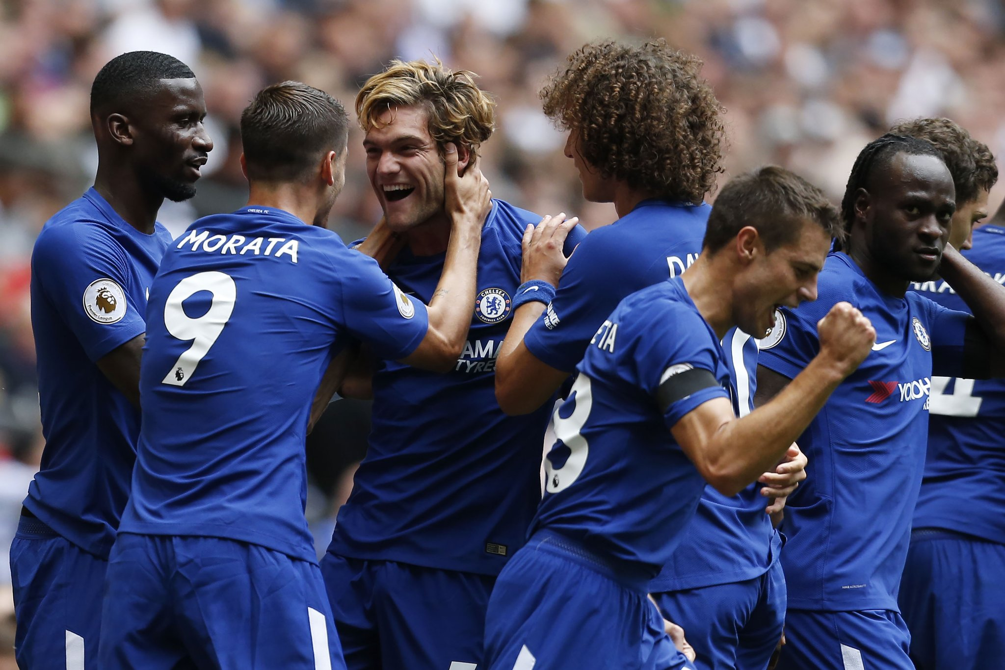 Moses Shines, Alonso Steals Show As Chelsea Bounce Back