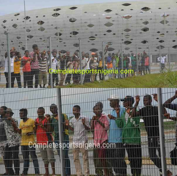 NFF Assures On Adequate Security, Warns Troublemakers To Stay Off