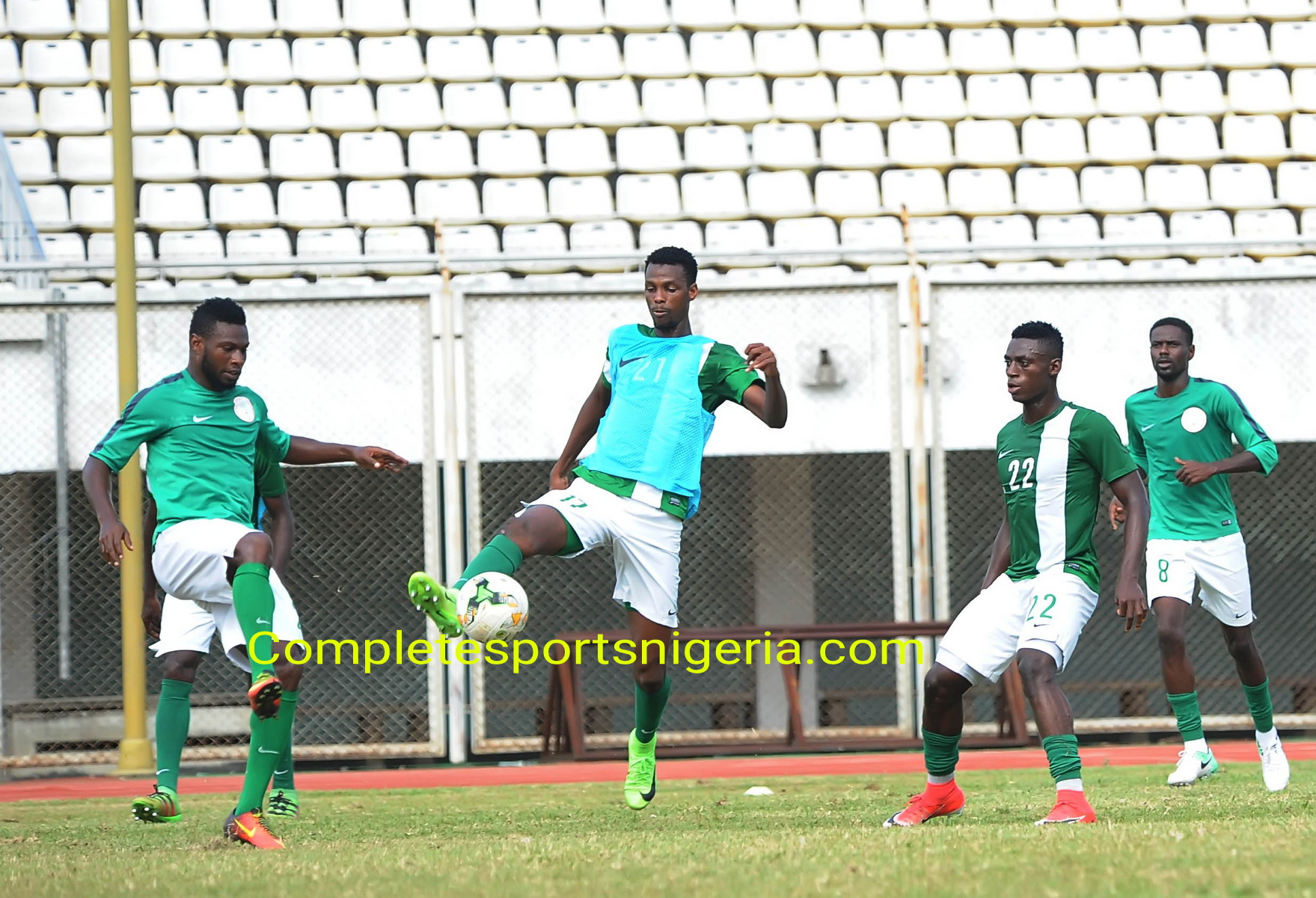 Alhassan: CHAN Eagles Mean Business Vs Benin Republic, Team's Morale Is High