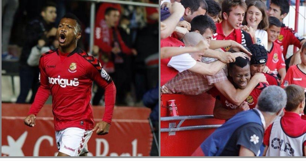 Excited Ike Uche Extends Gimnastic de Tarragona Stay Until 2019