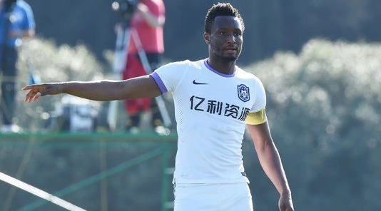 CSL: Mikel In Action As Tianjin TEDA Suffers 3rd Consecutive Defeat