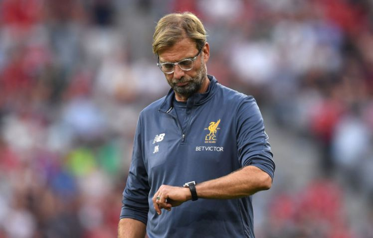 Klopp Slams Defensive Atletico In Audi Cup Loss, Questions Neymar's Record Transfer Fee Switch To PSG