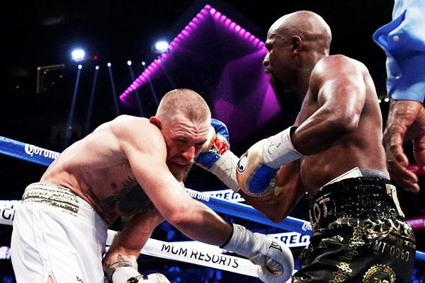 Mayweather Stops McGregor Via TKO, Takes Unbeaten Streak To 50