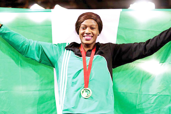 One-Medal Nigerian Team Arrives Lagos Today From WWWC In Paris